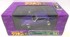 スカイライン ケンメリ GT-R パープル|青島文化教材社