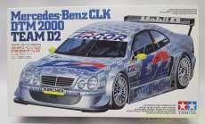 メルセデス ベンツ CLK DTM 2000 チーム D2|TAMIYA
