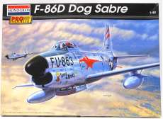 F-86D DOG SABRE MONOGRAM