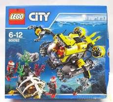 シティ 海底潜水艦 LEGO