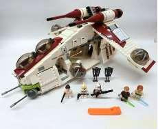 リパブリック・ガンシップ スターウォーズ|LEGO