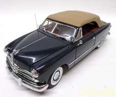 フォード カスタム コンバーチブル 1949|FRANKLIN MINT