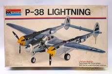 P-38 LIGHTNING MONOGRAM