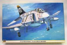 F-4J ファントムII 'VF-84 ジョリーロジャース'|HASEGAWA
