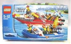ファイヤーボート LEGO