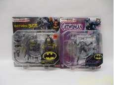 バットマン&バットガール&キャットウーマンセット|TAKARA