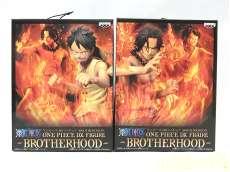 BROTHERHOOD ルフィ エース セット|プライズ(BANPRESTO)