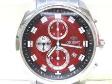 クロノグラフ クォーツ 腕時計 ORIENT