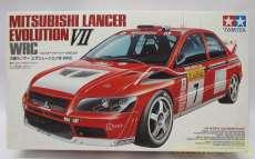 三菱 ランサーエボリューションVII WRC|TAMIYA