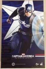 1/6 キャプテンアメリカ Captain America|HOT TOYS