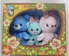 ブルー、ベリー、パイ スモールベアセット|DISNEY