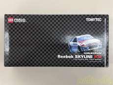 トミカ EBBRO 1/24 リーボック スカイラインR32|TOMYTEC
