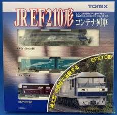 JR EF210コンテナ列車セット TOMIX
