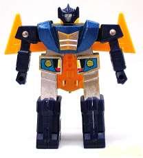 ミクロロボットW 2重合体 R10 ミクロタイフーン 青|TAKARA