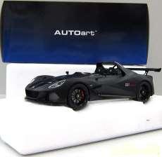 1/18 ロータス 3-イレブン(マットブラック×ブラック)|AUTOart