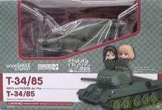 ねんどろいどもあ T-34/85|ねんどろいどぷち