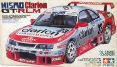 1/24 ニスモ クラリオン GT-R LM TAMIYA