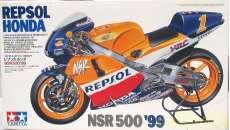 1/12 レプソル ホンダ NSR500 '99|TAMIYA