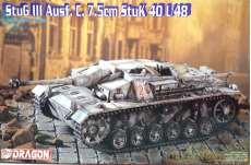 1/35 StuG III Ausf. C. 7.5cm DRAGON