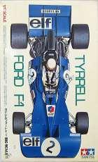 【貼り箱】1/12 タイレル フォード F1|TAMIYA