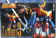 超合金魂 GX-23 ザンボット3|超合金魂