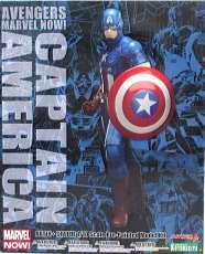 ARTFX+ キャプテンアメリカ MARVEL NOW!|KOTOBUKIYA