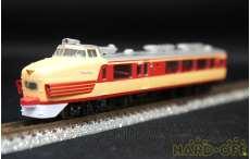 国鉄151系 特急「こだま」基本8両+増結4両セット マイクロエース
