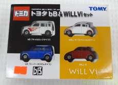 トヨタ bB&WiLLViセット|TOMY