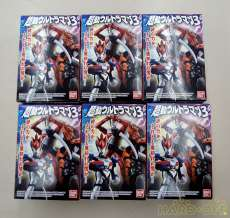 超動ウルトラマン3 全6種セット BANDAI