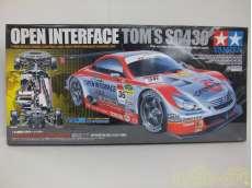1/10RC OPEN INTERFACE TOM'S SC430 (TA05シャー