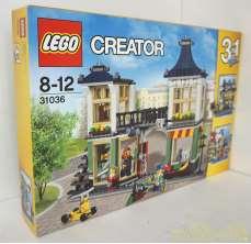 【未開封】CREATOR おもちゃ屋と小さな家