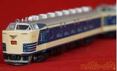 583系 特急系寝台電車 6両基本セット