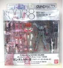 GUNDAM FIX FIGURATION MSF-007 ガンダムMk-Ⅲ|BANDAI
