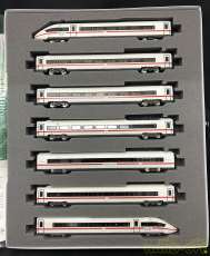 【ドイツが誇る高速鉄道】ICE4 7両セット|KATO