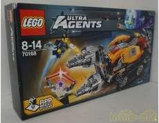 【未開封】LEGO ULTRA AGENTS DRILLEX DIAMOND JOB