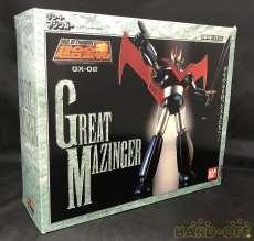 【新品未使用品/超合金魂】グレートマジンガーZ(GX-02)|超合金魂
