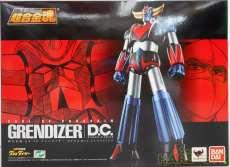 超合金魂 GX-76 グレンダイザー D.C.|超合金魂