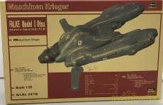 反重力装甲戦闘機 Pkf.85 ファルケ I型乙|HASEGAWA