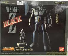 超合金魂 GX-01B ブラックマジンガーZ 限定版|超合金魂
