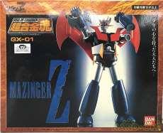 超合金魂 GX-01 マジンガーZ|超合金魂