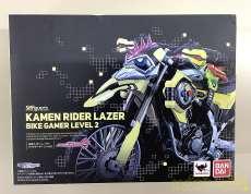 レーザー バイクゲーマーレベル2|BANDAI