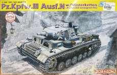 3号戦車502重戦車大隊|DRAGON