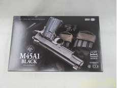 M45 A1ブラック|東京マルイ